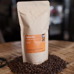 Orgánico Peru entkoffeinierter Espresso