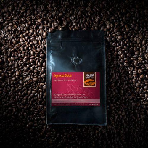 Seegertkaffee Espresso Oskar