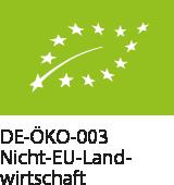 EU-Bio-Siegel DE-ÖKO-003 Nicht-EU-Landwirtschaft